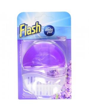 Flash Ambi Pure Lavender & Rosemary 55ml x 12