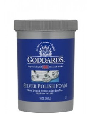 Goddards US Silver Foam 18oz (510g)