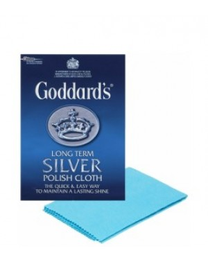 Goddards Silver Polish Cloth x 12
