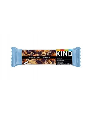 Kind Blueberry Vanilla Cashew 40g x 12