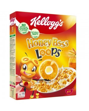 Kellogg's Original Honey Bsss Loops