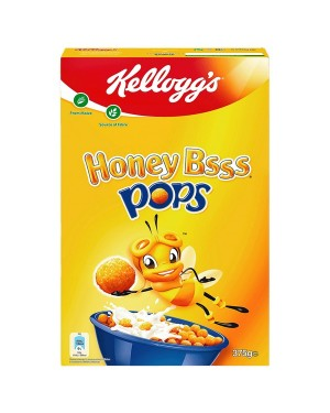 Kellogg's Honey Bsss Pops 375g x 6