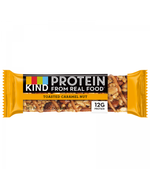 Kind Protein Bar Toasted Caramel Nut (DAIRY) 50g x 12