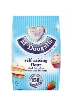 McDougalls Self Raising Flour 1.5Kg x 8
