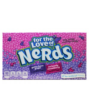 Nerds Grape/Strawberry Box 5oz (141.7g) x 12