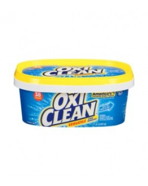 Oxiclean Stain Remover Powder 28.32oz (0.802kg) x 4