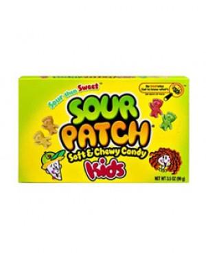 Sour Patch Kids Theater Box 3.5oz (99g) x 12