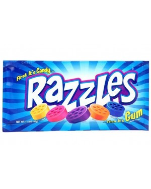 Concord Razzles Original 1.4oz (40g) x 24