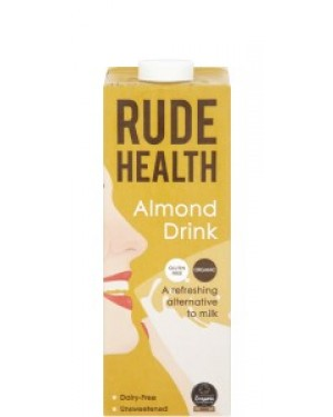 Rude Health Almond Drink 1L 801 x 6