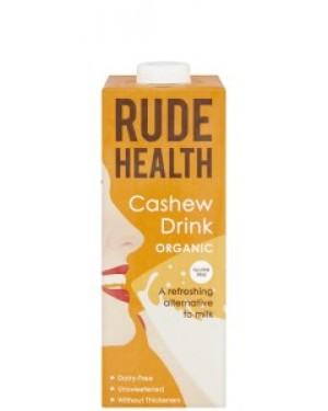 Rude Health Cashew Drink 1L 807 x 6