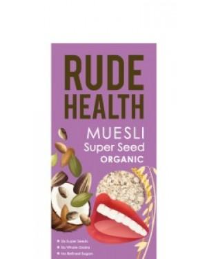 Rude Health Super Seed Muesli 500g 111 x 5