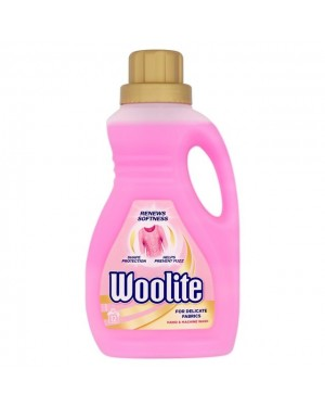 Woolite For Delicates 12W (750ml) Pink x 4
